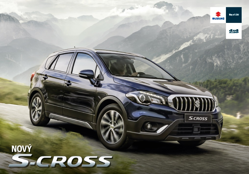 S-CROSS 2 WEB